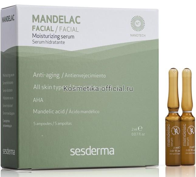 Sesderma Mandelac Serum Ampoules Сыворотка