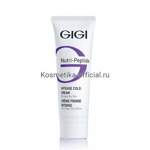 Nutri Peptide Intense Cold Cream Крем питательный, 50мл (Gigi)
