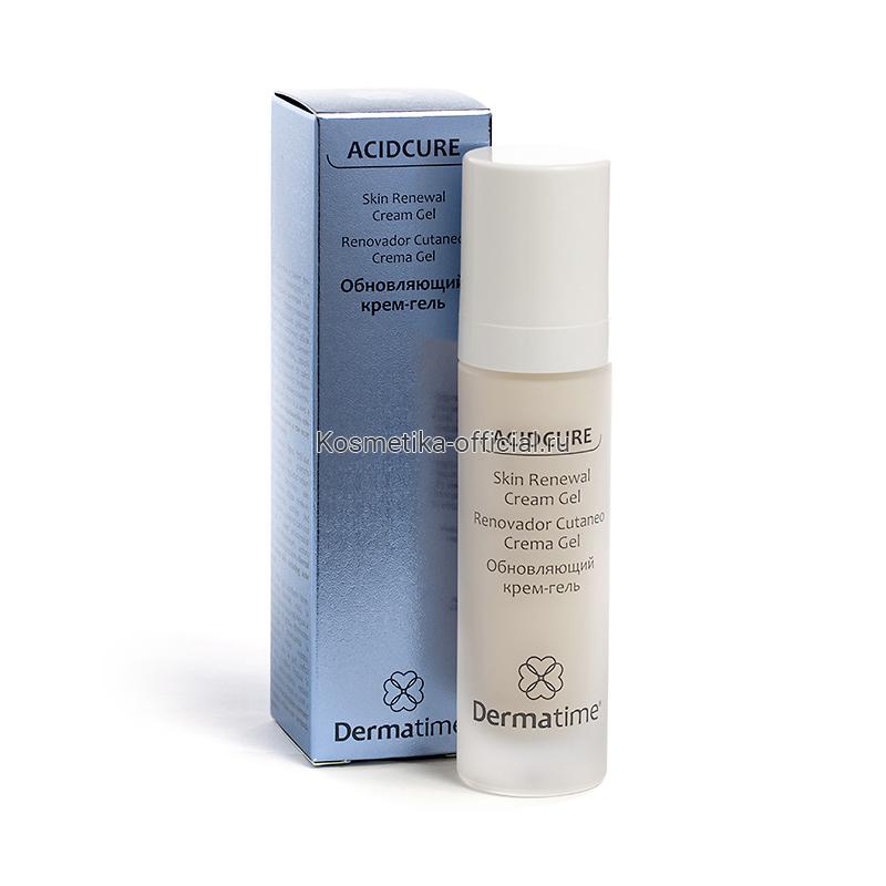 ACIDCURE Skin Renewal Cream Gel (Dermatime) – Обновляющий крем-гель