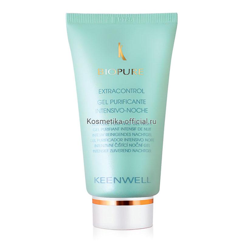 Biopure Gel Purificante Intensivo Noche Extracontrol – Ночной гель для глубокого очищения кожи