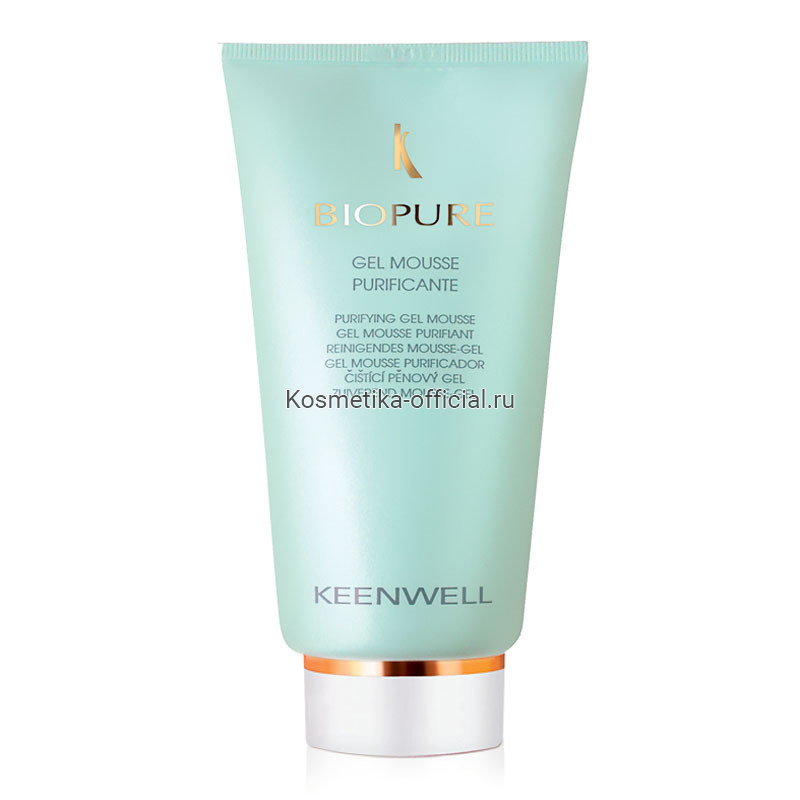 Biopure Gel-Mousse Purificante – Очищающий гель-мусс
