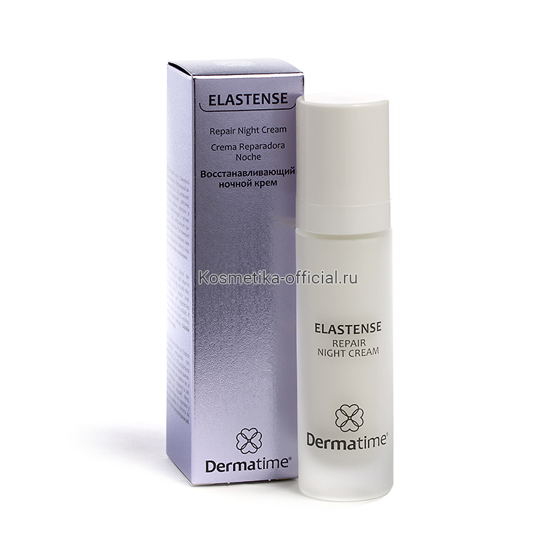 ELASTENSE Repair Night Cream (Dermatime) – Восстанавливающий ночной крем