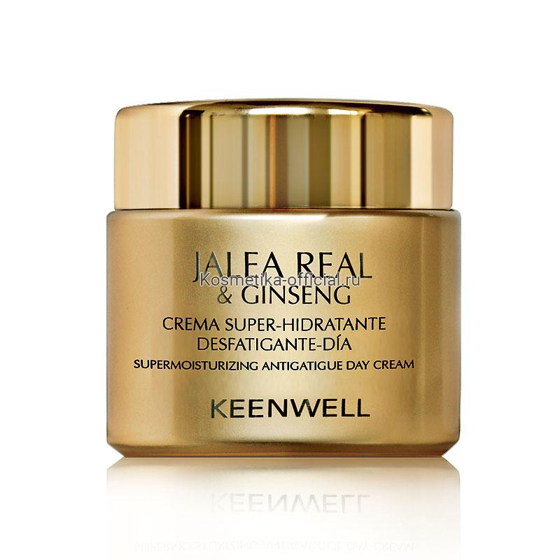 Jalea Real and Ginseng Crema Super-Hidratante Desfatigante – D?a – Суперувлажняющий крем, снимающий усталость – Дневной