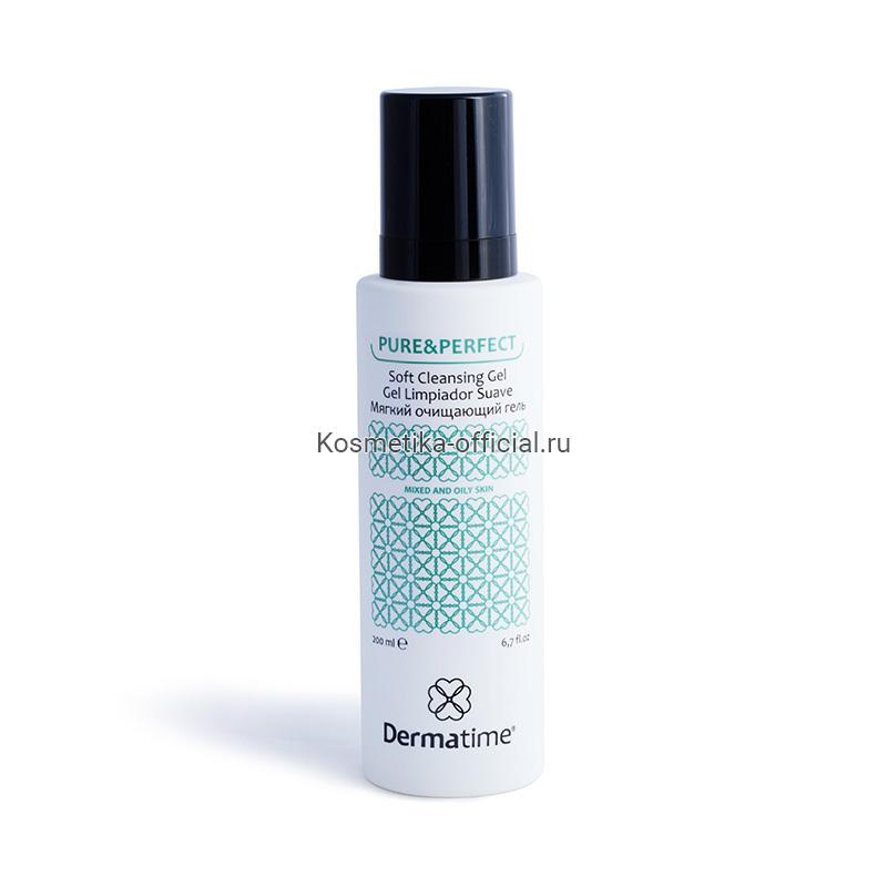 PURE&PERFECT Soft Cleansing Gel (Dermatime) – Мягкий очищающий гель, 200 мл
