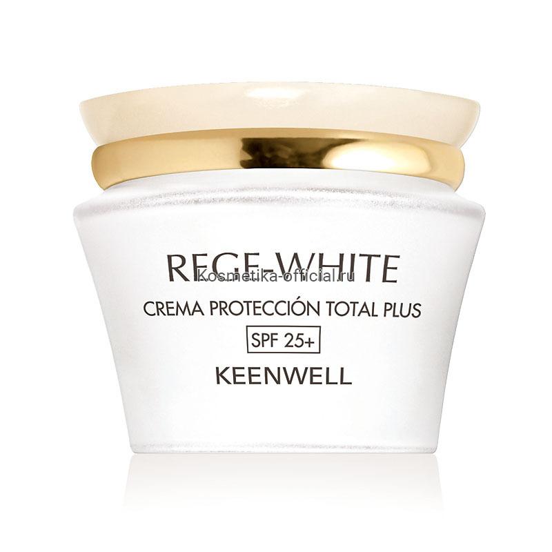 Rege-White Total Plus Protection Cream (SPF 25+) – Защитный крем тотал плюс (СЗФ 25+)