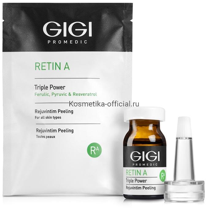 Retin A RejuvIntim Peeling Пилинг для деликатных зон, 1 шт (Gigi)