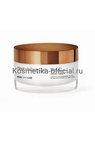 Омолаживающий крем с платиной 24 часа Icon (Айкон) diego dalla palma Professional RVB SKINLAB 24-Hour Renewal anti-age cream 50 мл