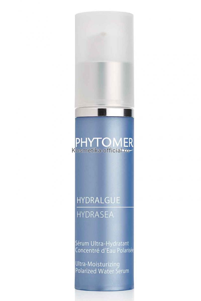 Увлажняющая сыворотка с поляризованной водой PHYTOMER HYDRASEA ULTRA-MOISTURIZING POLARIZED WATER SERUM 30 мл