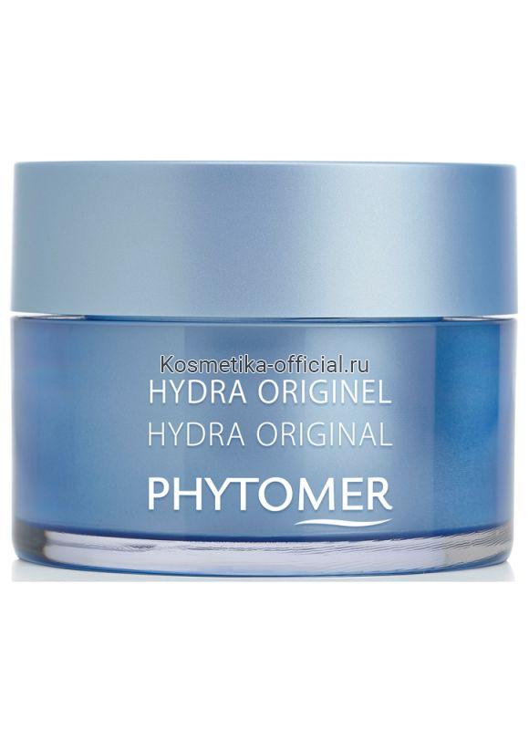 Интенсивно увлажняющий крем PHYTOMER HYDRA ORIGINAL THIRST-RELIEF MELTING CREAM 50 мл