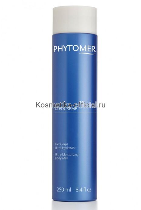 Ультра-увлажняющее молочко для тела PHYTOMER OLEOCREME Ultra-Moisturizing Body Milk 250 мл