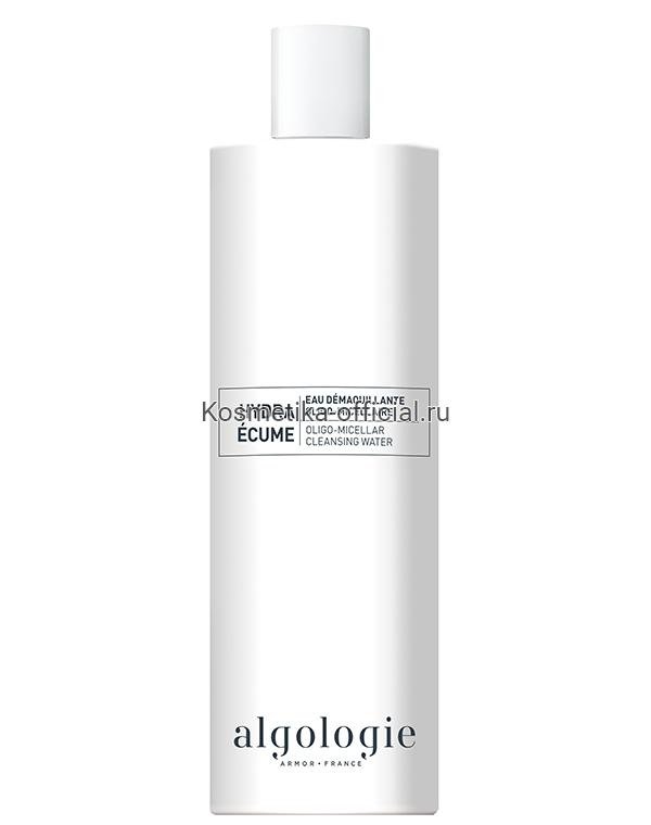 Олиго-мицеллярная очищающая вода Algologie, 400 мл