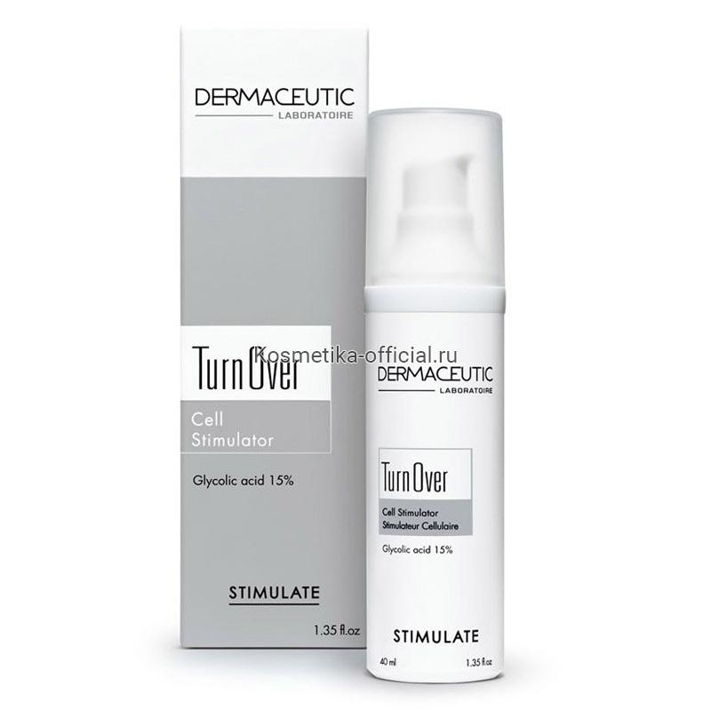 Стимулирующий ночной крем TurnOver Dermaceutic, 40 мл