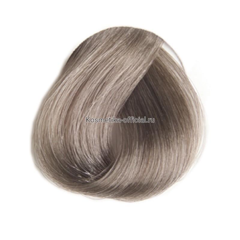 9.1 краска для волос, очень светлый блондин пепельный / COLOREVO 100 мл