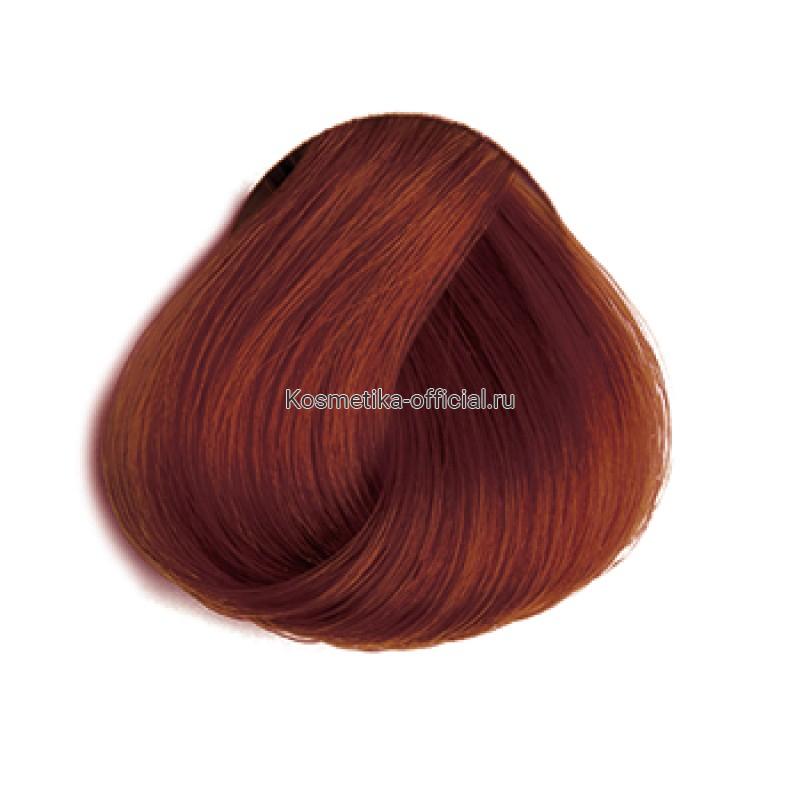 8.6 краска для волос, светлый блондин красный / COLOREVO 100 мл