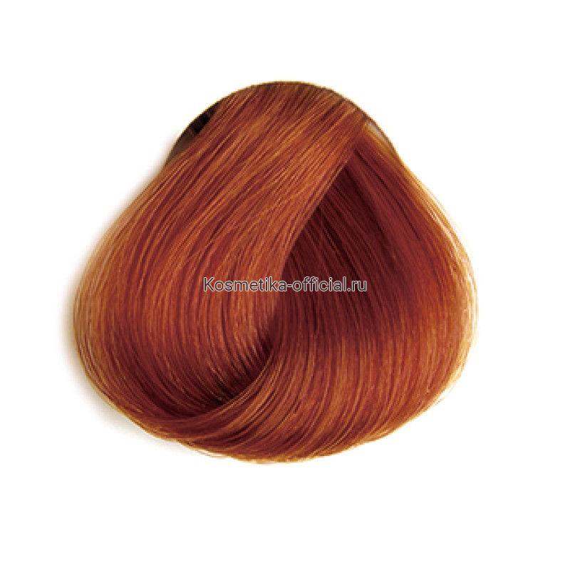 8.46 краска для волос, светлый блондин медно-красный / COLOREVO 100 мл