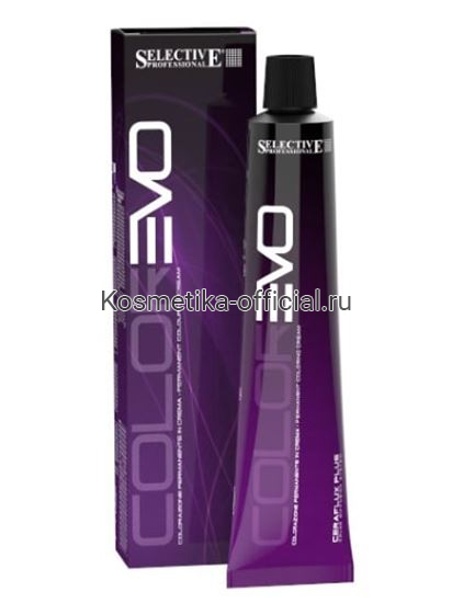 7.51 краска для волос, блондин (грецкий орех) / COLOREVO 100 мл