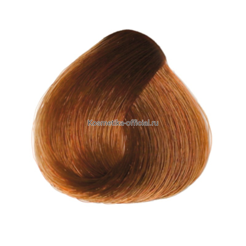 7.43 краска для волос, блондин медно-золотистый / COLOREVO 100 мл