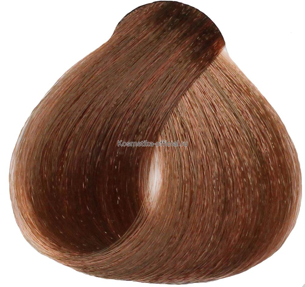 7.34 краска для волос, блондин золотисто-медный / COLOREVO 100 мл