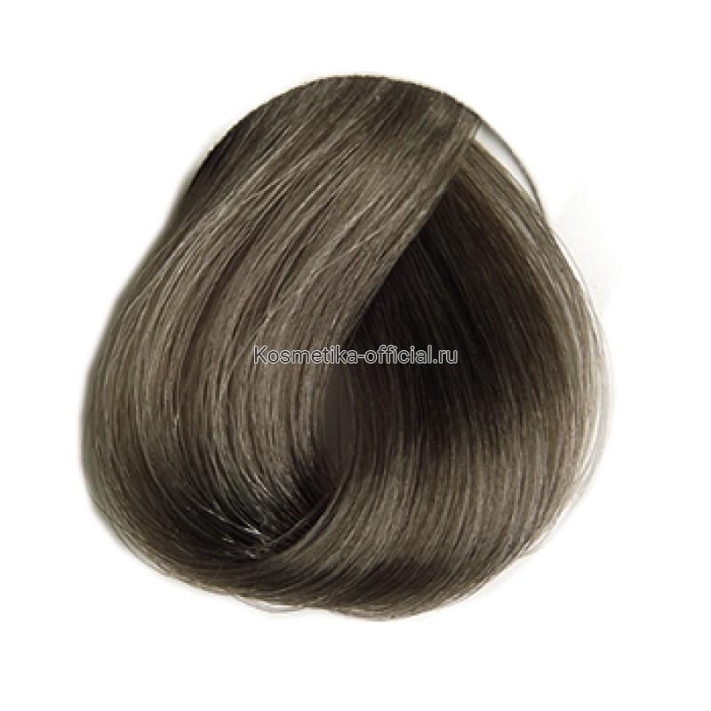 7.11 краска для волос, блондин пепельный интенсивный / COLOREVO 100 мл