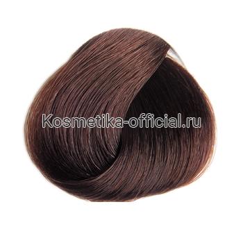 6.5 краска для волос, темный блондин махагоновый / COLOREVO 100 мл