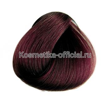5.66 краска для волос, светло-каштановый красный интенсивный / COLOREVO 100 мл