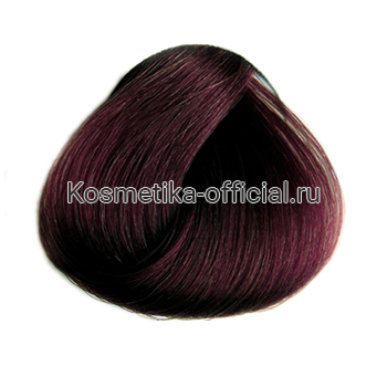 5.65 краска для волос, светло-каштановый красно-махагоновый / COLOREVO 100 мл