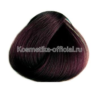 4.65 краска для волос, каштановый красно-махагоновый / COLOREVO 100 мл