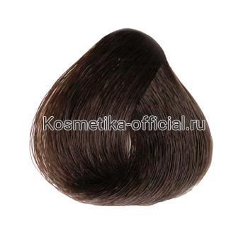 4.06 краска для волос, каштановый (выжженная земля) / COLOREVO 100 мл