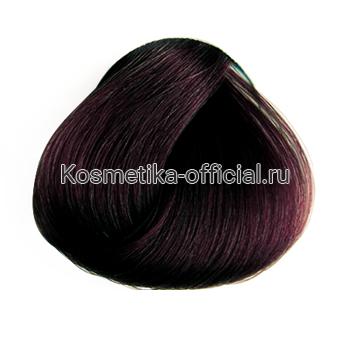 3.65 краска для волос, темно-каштановый красно-махагоновый / COLOREVO 100 мл