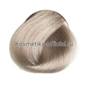 1001 краска для волос, блондин ультра пепельный / COLOREVO 100 мл