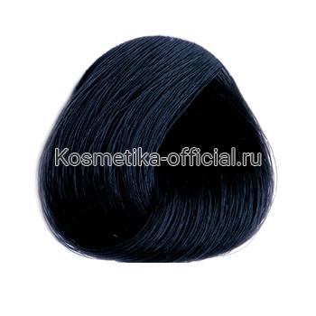 1.1 краска для волос, черно-синий / COLOREVO 100 мл