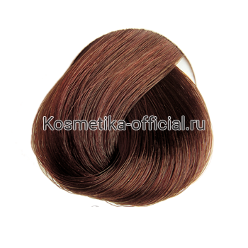 6.43 краска для волос, темный блондин медно-золотистый / COLOREVO 100 мл