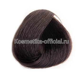 5.06 краска для волос, светло-каштановый (холодный кофе) / COLOREVO 100 мл