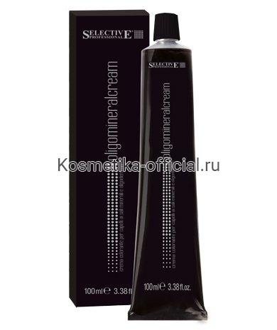 4.65 краска олигоминеральная для волос / OLIGO MINERAL CREAM 100 мл