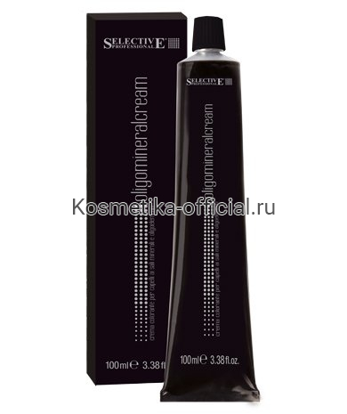 3.00 краска олигоминеральная для волос / OLIGO MINERAL CREAM 100 мл