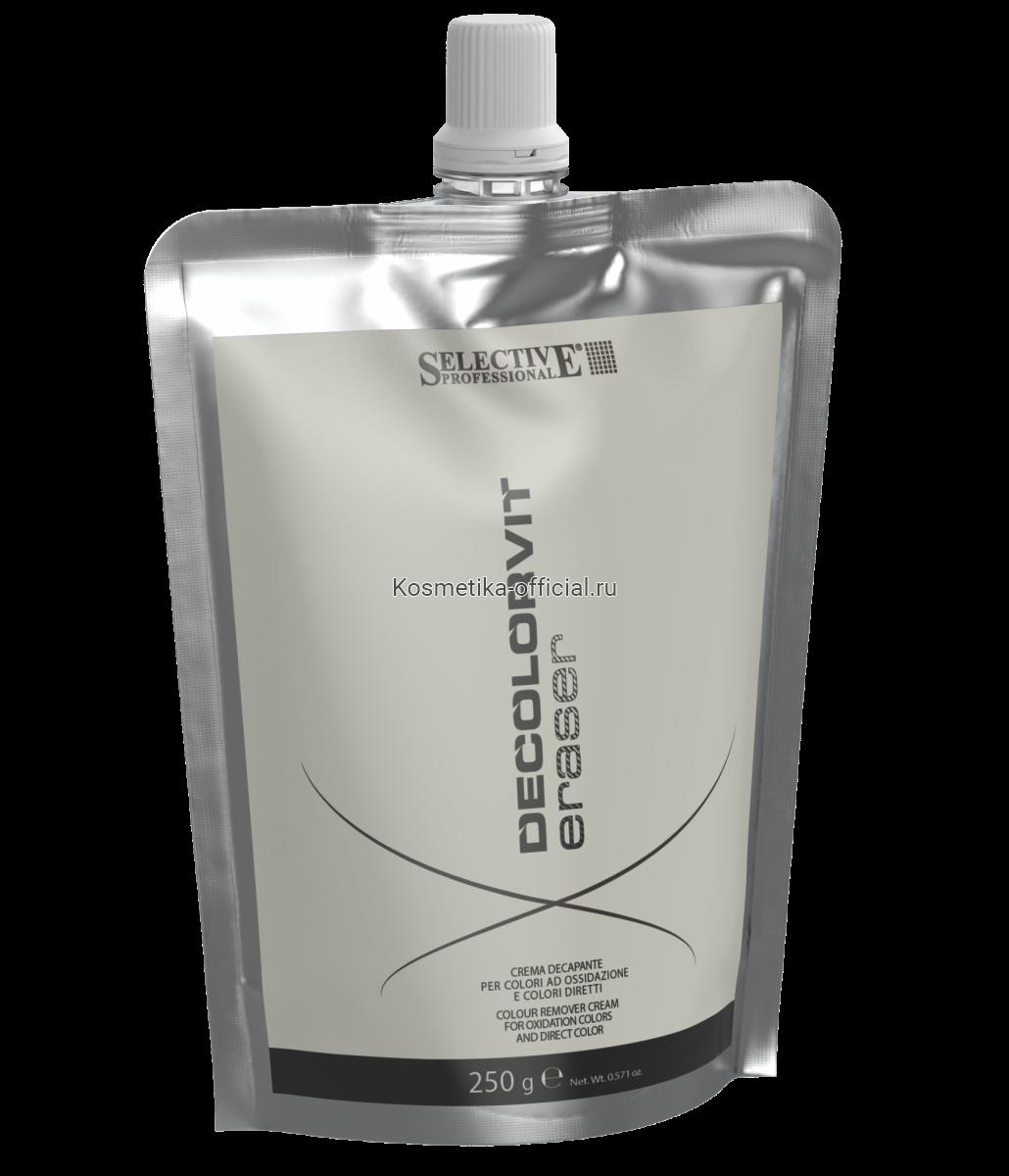 Крем декапирующий для волос / DECOLORVIT eraser 250 г