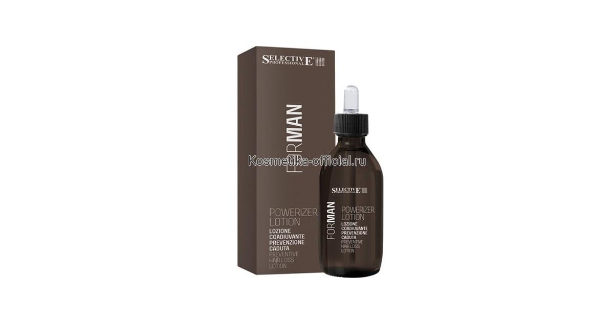 Лосьон профилактический против выпадения волос / Powerizer Lotion FOR MAN 125 мл