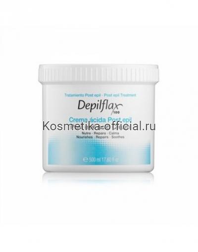 Сливки после депиляции Depilflax Post Epil Acid Cream 500 мл