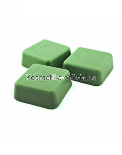 Горячий воск в брикетах Starpil, зелёный 1000 гр