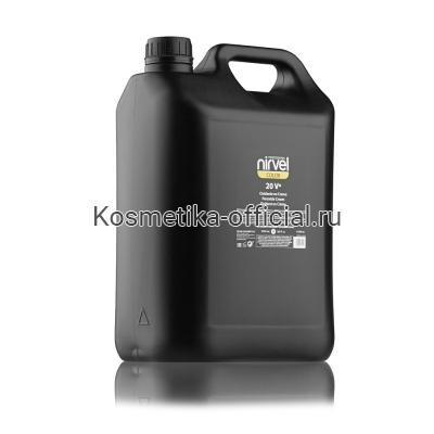 Окислитель кремовый Nirvel Professional Peroxide Cream 20Vº (6%), 5000 мл