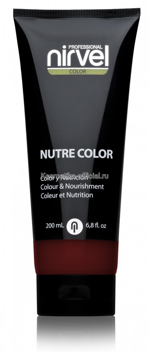 Красящая гель-маска Nutre-Color 200 МЛ МЕДНЫЙ (COPPER)