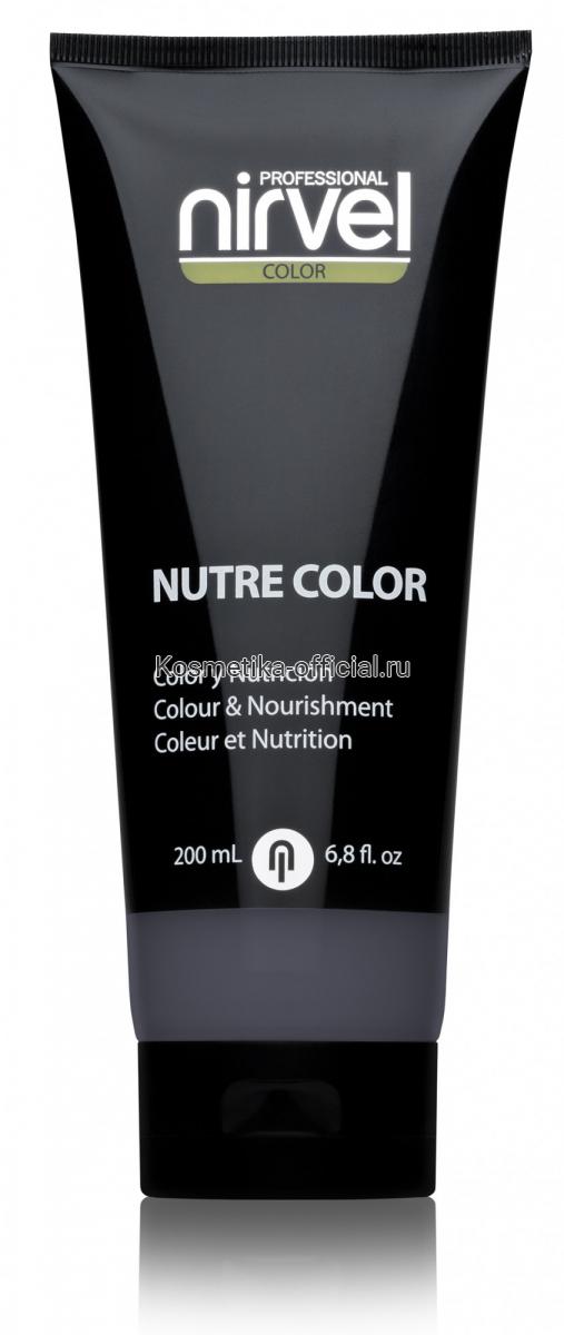 Красящая гель-маска Nutre-Color 200 МЛ ПЕПЕЛЬНЫЙ (GREY)