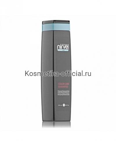 Шампунь для окрашенных волос Nirvel Professional Color Care Shampoo, 250 мл