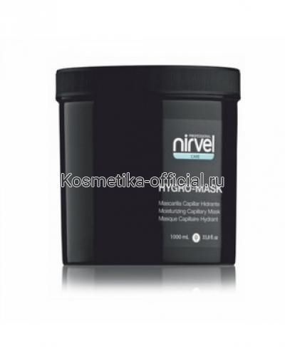 Капиллярная увлажняющая маска для сухих и поврежденных волос Nirvel Professional Hygro - Mask, 1000 мл