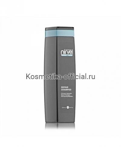 Шампунь для сухих и поврежденных волос Nirvel Professional Repair Shampoo, 250 мл