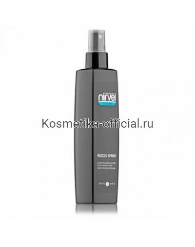 Спрей - лосьон активатор локонов Nirvel Professional Rizos Spray, 250 мл