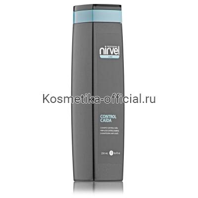 Шампунь против выпадения волос Nirvel Professional Hair Loss Control Shampoo, 250 мл