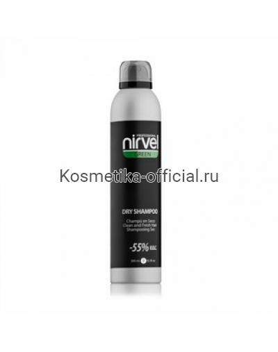 Сухой шампунь - спрей Nirvel Professional Dry Shampoo, 300 мл