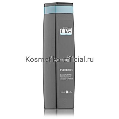 Шампунь против жирной кожи головы Nirvel Professional Purifying Shampoo, 250 мл