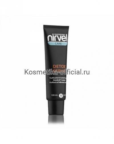 Сыворотка против себореи (перхоти) Nirvel Professional Detox Serum, 100 мл